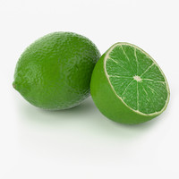 Realistic Lime Fruit