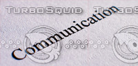 Communication Text - Macro  Photography