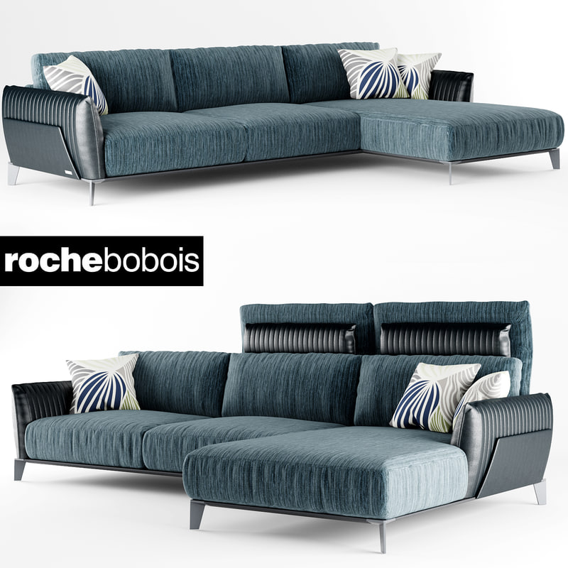 3d sofa roche bobois. Black Bedroom Furniture Sets. Home Design Ideas