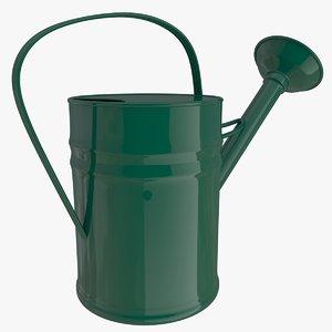 watering resolution 3d lwo