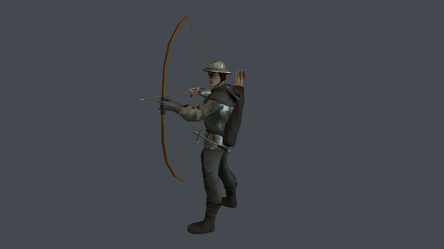 medieval archer max