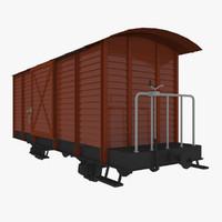 freight 3d model