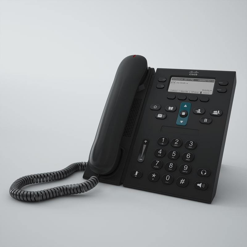 cisco phone cp6941 max