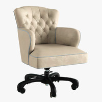 3ds max christopher guy monaco armchair swivel