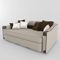 3d altrenotti country living sofa model