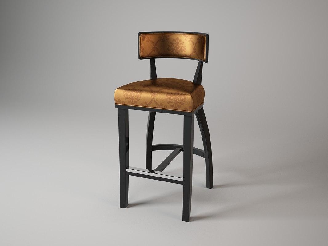 ariman chair visionnaire 3d max