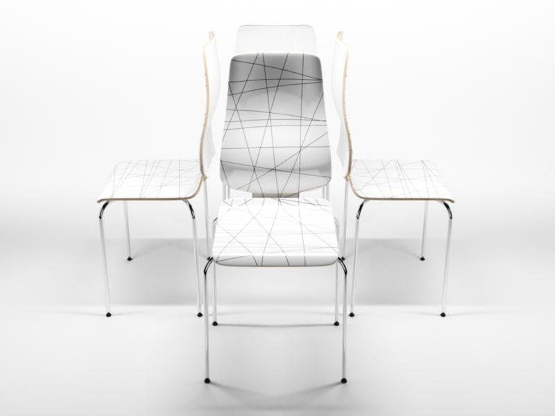 c4d chair 1