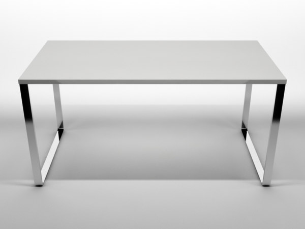 3d model table 1