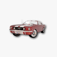 mustang 1966 fastback ma