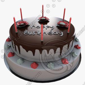 birthday cake max