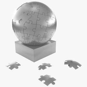 max steel puzzle sphere 2