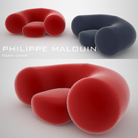 Philippe Malouin Foam Chair