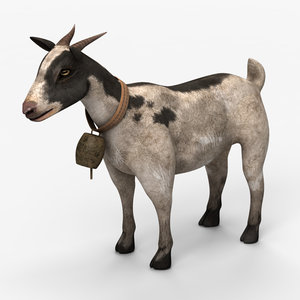 3ds goat