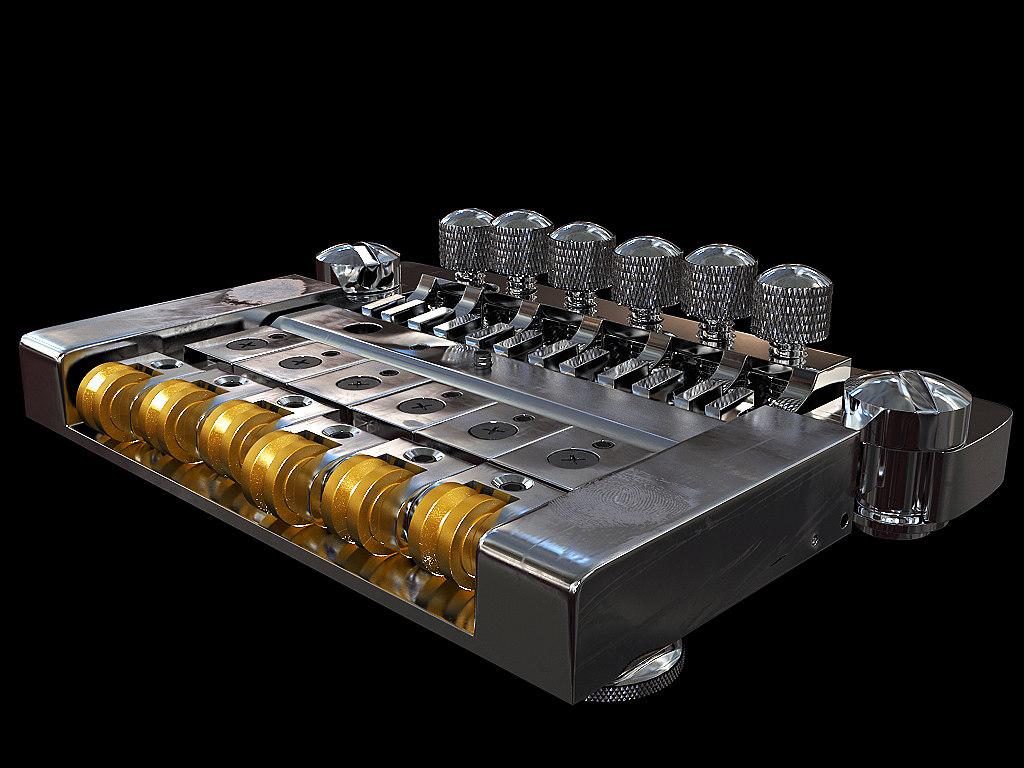 kahler 3d model