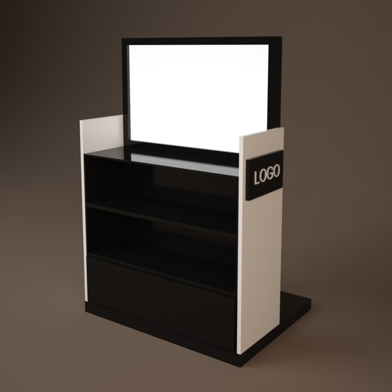 3ds max stand