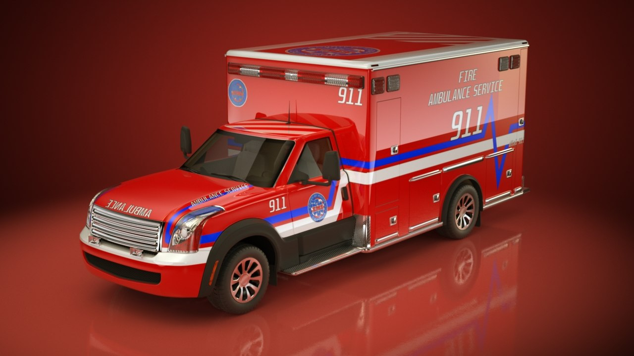 max emergency ambulance