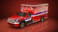 max emergency ambulance
