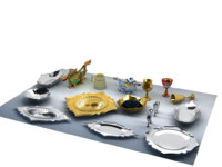 3ds max fable tableware