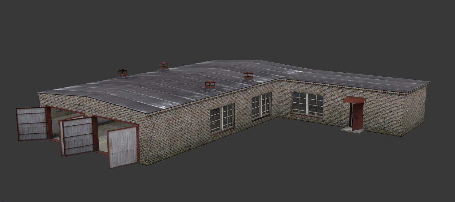 max industrial garage