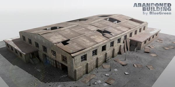 abandoned building lwo
