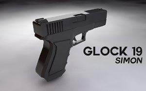 free 3ds mode glock 19