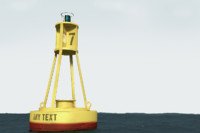 3d 3ds buoy float