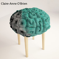 chair anne o brien 3d max