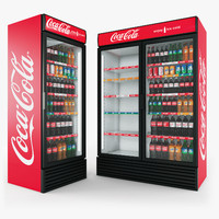 Coca-Cola Fridges