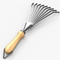 garden tool 3d model