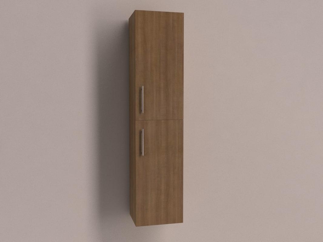 3dsmax bathroom cabinets