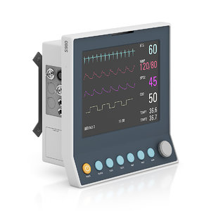 electrocardiography monitor max