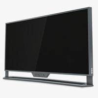 smart tv 3d model