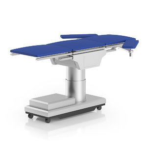 metal operating table max