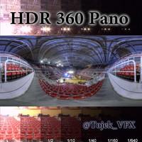 HDR 360 Pano Rio Olympic Arena01 HSBC