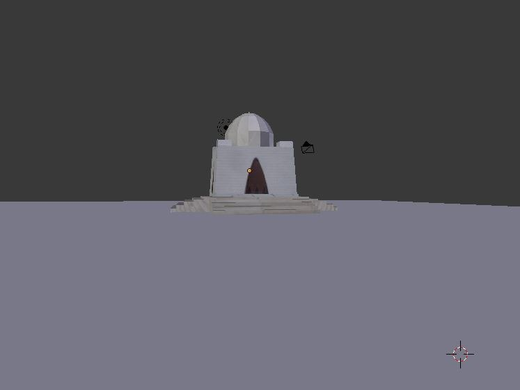3ds max tomb