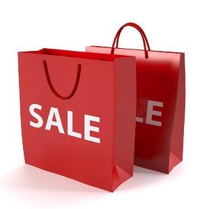 max sale shopping bag