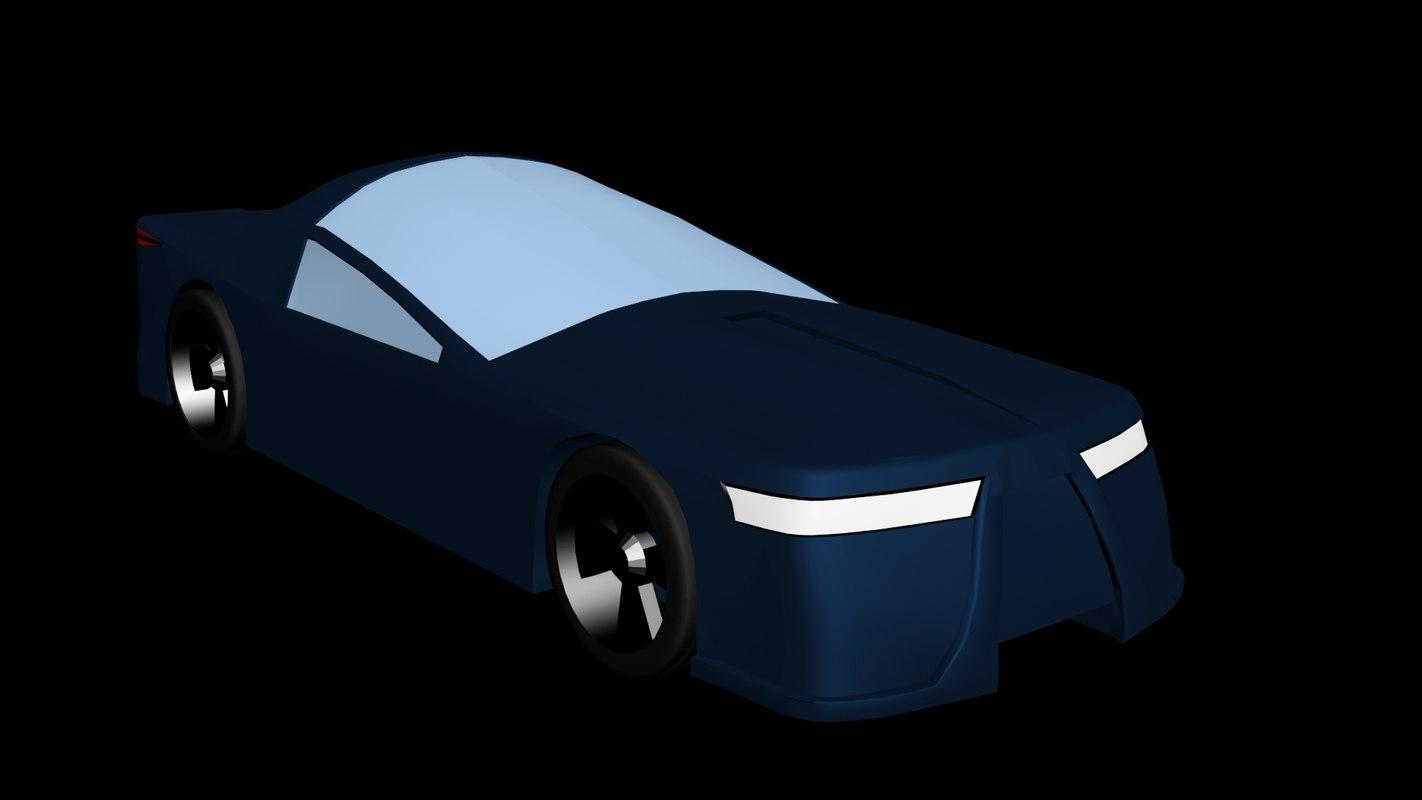 free x mode car designed