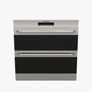 3d max oven