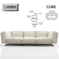 Nicoline - Cube