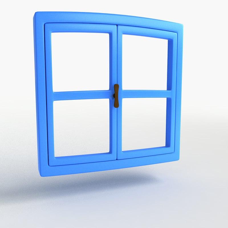 max cartoon window