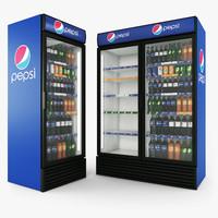 Pepsi Fridges