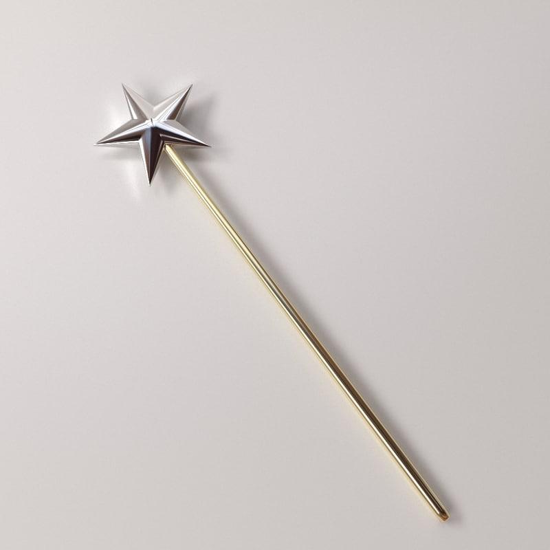 3ds magic wand