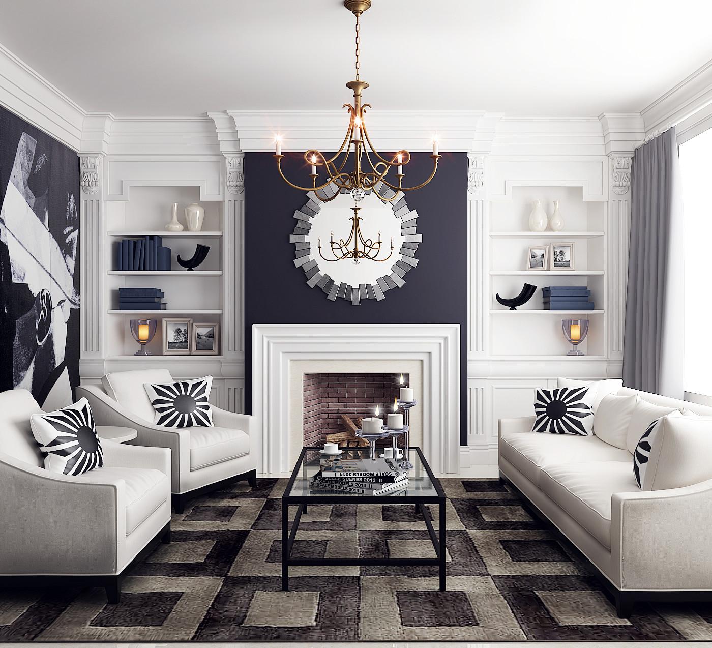 modern living room 077 max