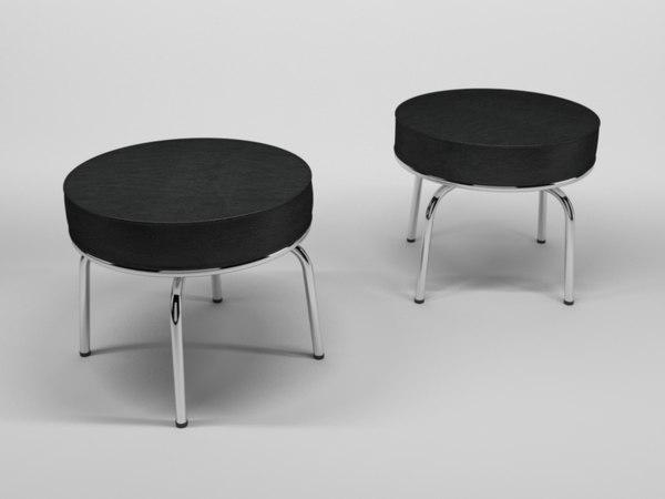 chair 1 c4d