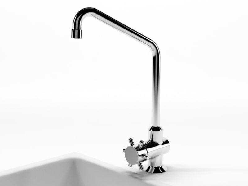 free faucet 1 3d model