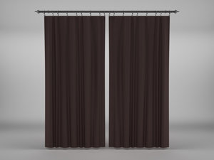 curtains 1 c4d
