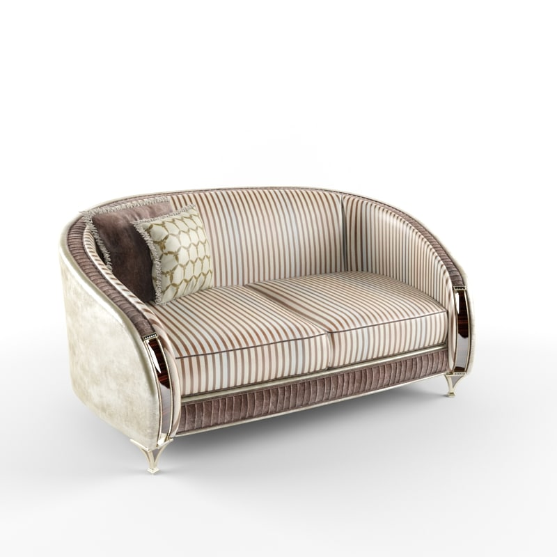 3ds max luxurious italian rossini