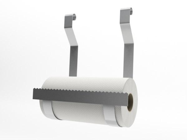 3d paper holder 1