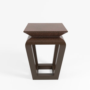 3d caracole itsy bitsy table model
