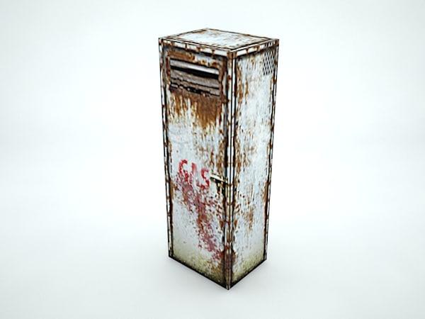 free max mode metal case